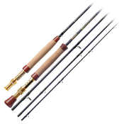 AMUNDSON MIRAMICHI DEMON FLY ROD 4-PIECE