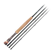 AMUNDSON WIND WARRIOR STILLWATER FLY ROD 4-PIECE