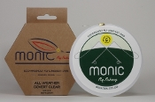 MONIC ALL-WEATHER COVERT CLEAR FLOATING FLY FISHING LINE