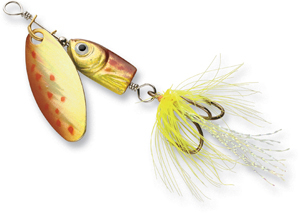 BLUE FOX FLASH SPINNER LURE