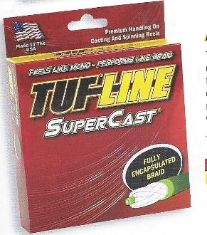 TUF-LINE SUPERCAST FISHING LINE