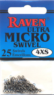 RAVEN ULTRA MICRO SWIVELS