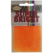 WAPSI SUPER BRIGHT DUBBING - STEELHEAD COLORS