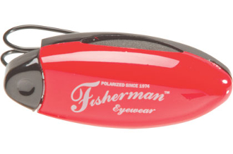 "FISHERMAN VISOR ""BUG"" CLIP"