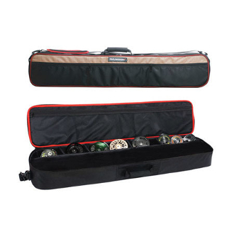 AMUNDSON SAFE PASSAGE CARRY-IT-ALL ROD & REEL CASE